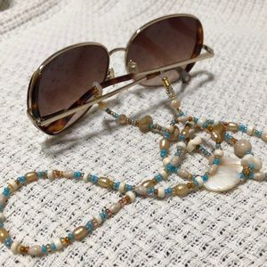 Accessories - Beaded eyeglass chain